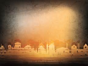 an old map powerpoint ppt backgrounds abstract black