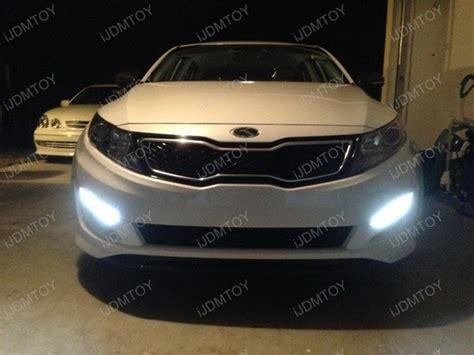 Kia Optima Led Kia Optima Looks More Luxurious With Kia Optima Drl