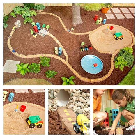 diy race car track your will instantly gardens