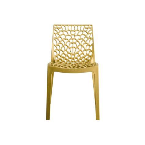 up on sedie sedia in poliproprilene modello gruvyer linea up on grand