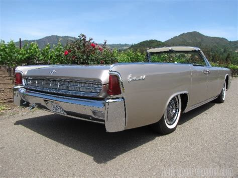 63 lincoln continental convertible 1963 lincoln continental convertible gallery 1963
