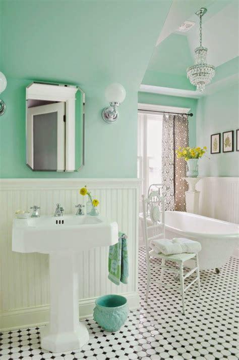 Bathroom Tiles Colors Designs Best 20 Vintage Bathrooms Ideas On Vintage