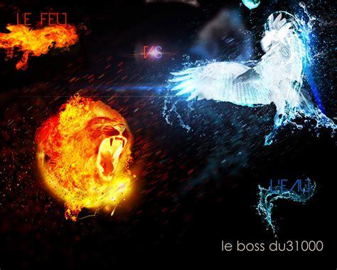 Hd Le Boss Le Boss Du31000 Com Le Feu Vs L Eau