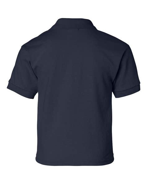 Sweater Polos Gildan Navy gildan dryblend youth jersey sport shirt 8800b ebay
