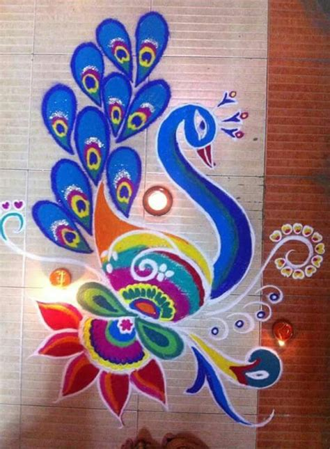 110 best rangoli designs patterns simple amp easy for