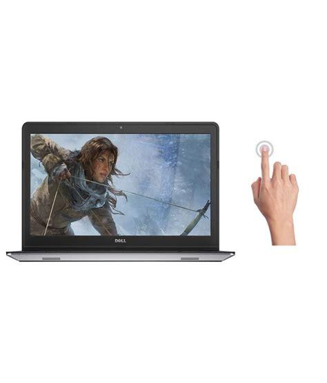 touch screen laptop 8gb ram dell inspiron 5547 touchscreen laptop 4th intel