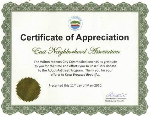 thank you certificates templates customer appreciation invitations