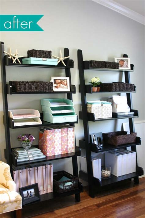 Kitchen Shelf Organization Ideas by Top 40 Tricks And Diy Projects To Organize Your Office