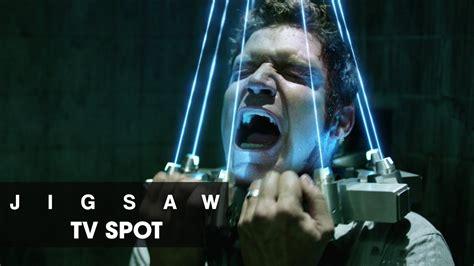film jigsaw 2017 full movie jigsaw 2017 movie official tv spot scared youtube