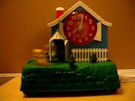 1978 tweety talking alarm clock by janex corp