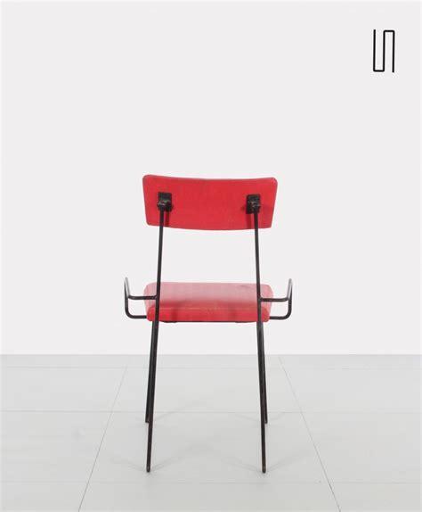 Chaises Rouges Design by Chaises Rouges Design Mobilier Chr Pas Cher Lot De
