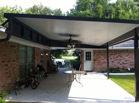 Aluminum Patio Roof by Aluminum Patio Roof Panels Option Choice