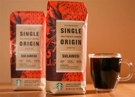 Coffee Starbucks Indonesia an coffee from indonesia makes its way to