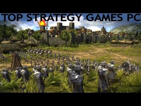 best strategy pc top 20 strategy 2016 pc