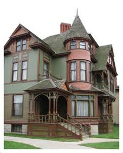 Queen Anne Style Queen Anne Style Antique Home
