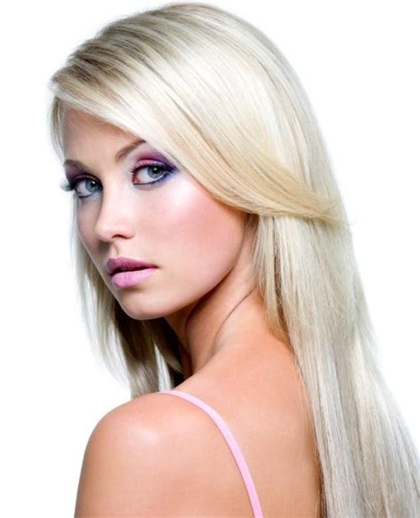 Skin Light Hair by Hair Color Pictures