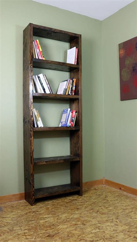 Bookshelf Handmade - how to make a bookshelf