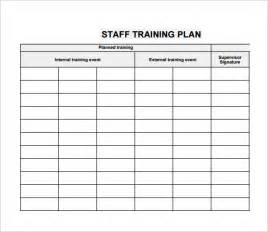 Trainer Manual Template by Plan Template 16 Free Documents In