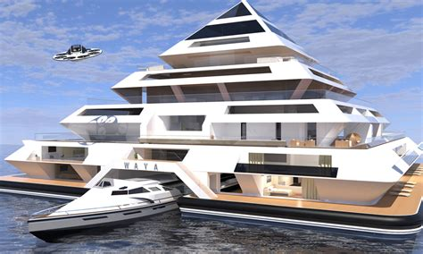 A Floating City wayaland is a floating city cool material