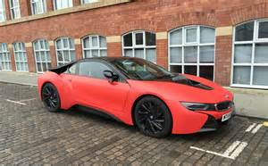 Black Mustang With Pink Rims 23 Photos Of The Bmw I8 To Convince You That It S One Of