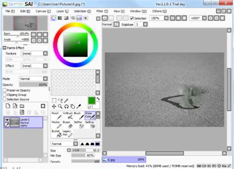 paint tool sai without paint tool sai 1 2 5 free version cracked