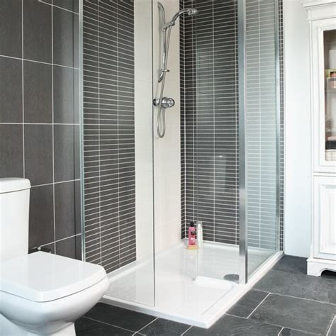 shower room ideas sleek shower shower rooms shower room ideas image housetohome co uk