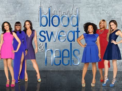 mica hughes race blood sweat and heels episode sets black business women