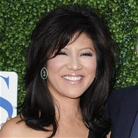 does julie chen wear a weave my fashionista julie chen s gorgeous hairstyles and