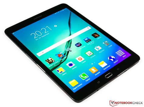 9 samsung galaxy tab test samsung galaxy tab s2 9 7 lte tablet notebookcheck tests