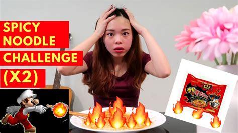 Md Samyang 2x Spicy Spicy samyang spicy noodle challenge 2x spicier