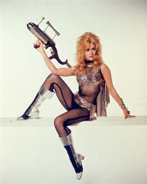 Barbarella Movie: Jane Fonda Costumes & Pictures