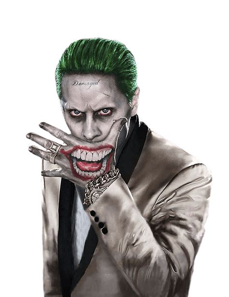 images of the joker how jared leto s dceu joker can be fixed