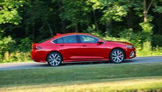 Buick Gs 2018 Buick Regal Gs Debuts With 310 Hp 9 Speed And Awd