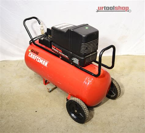craftsman 5 hp 25 gallon air compressor model 919 16500 4536 4 ebay