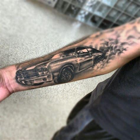 chevrolet tattoo designs car tattoos pictures best 3d ideas