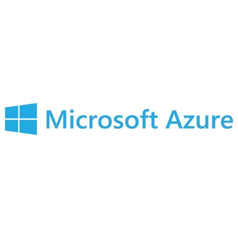 microsoft azure vector logo eps free