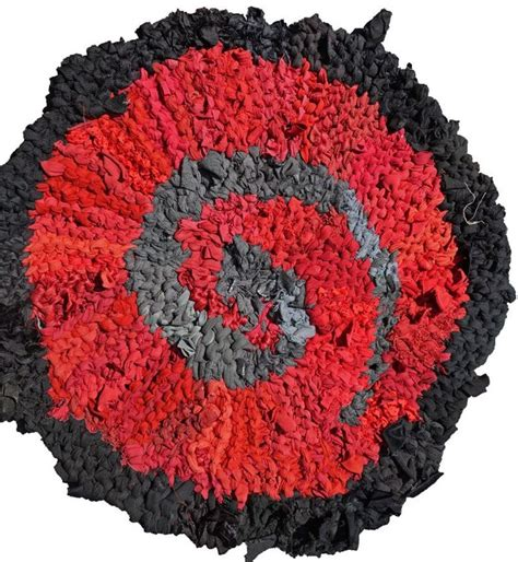 knit rag rug 17 best images about rag rugs made in america on carpets studios and stripes