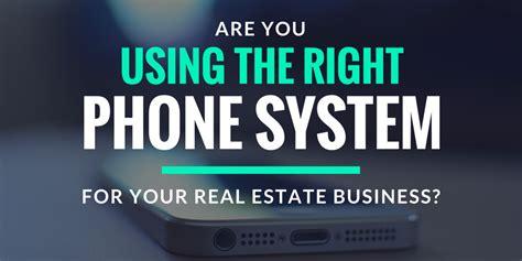 improve customer service via phones in real estate business