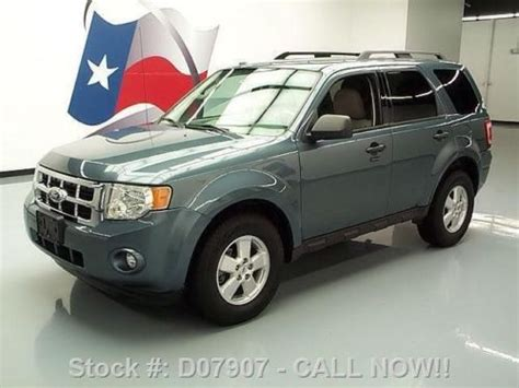 find used 2010 ford escape xlt cruise control alloy wheels 58k mi texas direct auto in stafford