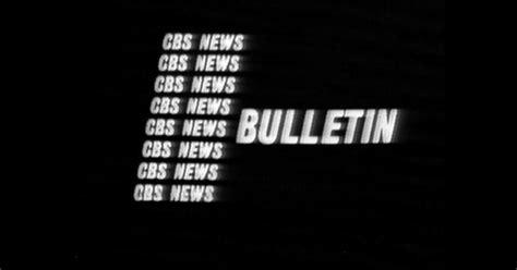 folk music latest us news world news sports and cbs news first bulletin on jfk assassination cbs news