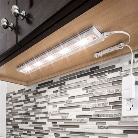 led task lighting fixtures 29 best hiding electric outlet kitchen counter images on