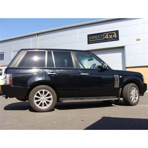 range rover where are they made range rover vogue oe 2002 2012 style running boards side