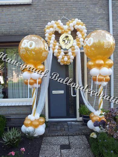 bedankjes  jaar getrouwd google zoeken boog bruiloft ballonnen  jarig huwelijk