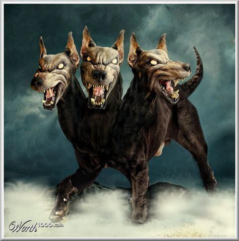 mythological dogs myth s cerberus