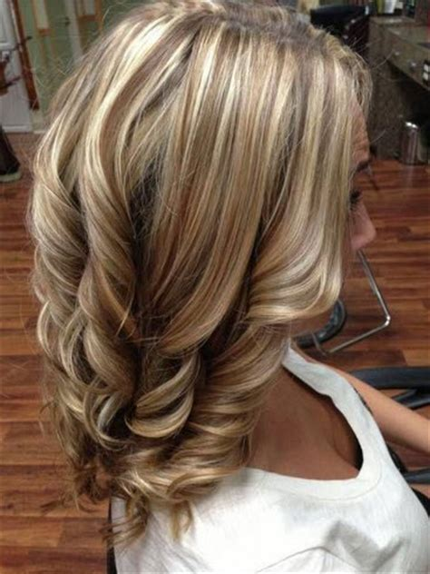 this beautiful hair color was created by foiling the top discussing hair color trends with your stylist