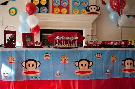 monkey birthday party ideas photo    catch  party