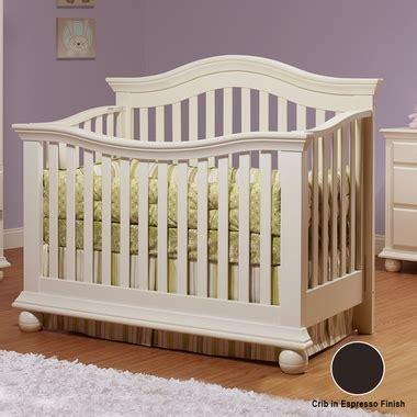 Sorelle Vista Crib by Sorelle Vista Couture Crib In Espresso Free Shipping 479 95