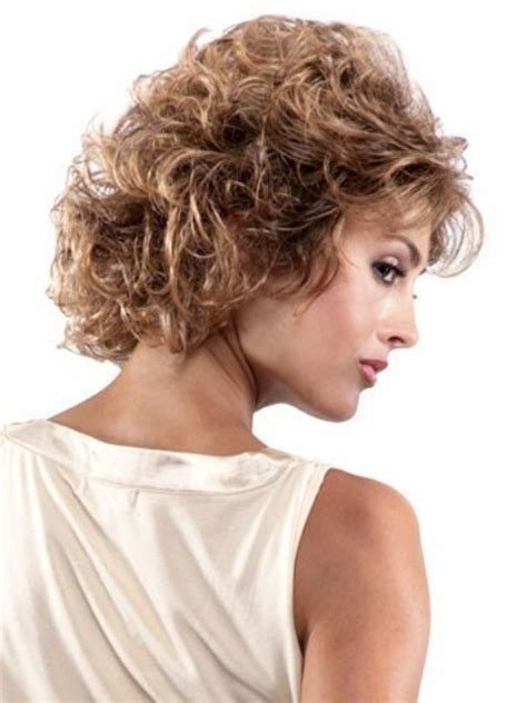 short wig hairstyles for square faces 16 cute short hairstyles for curly hair to make fellow