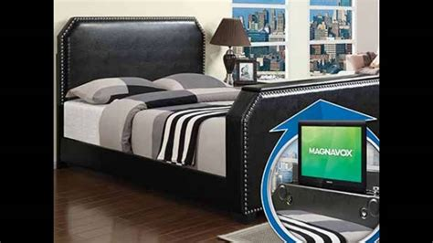 bed frame with tv mount extraordinary bed frame with tv lift you in footboard