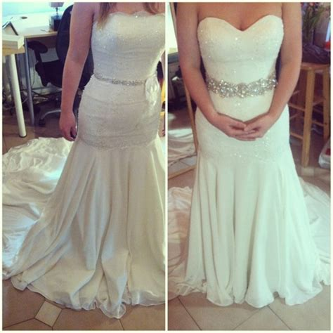 Chagne Wedding Dress by 7 Ways To Redesign A Vintage Wedding Gown